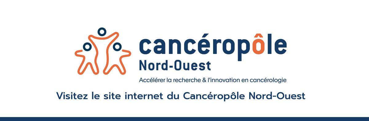 Visitez le site internet du Cancéropôle Nord-Ouest